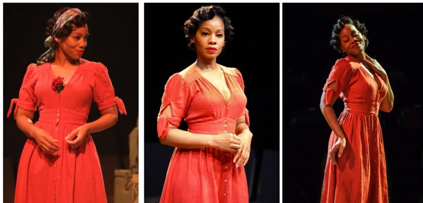 Anika Noni Rose as Carmen Jones