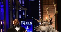 Sven the Reindeer at the Tonys
