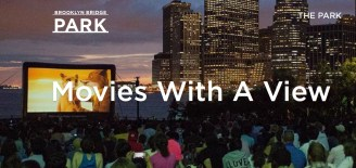 Brooklyn Bridge Park movies poster