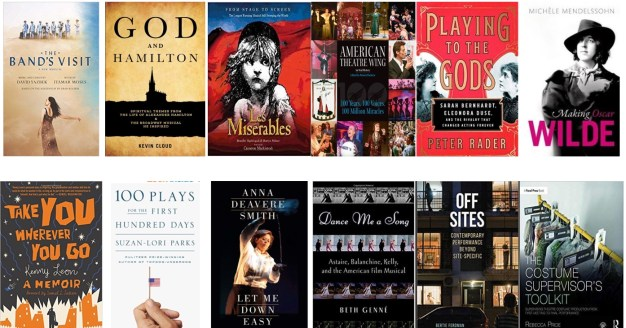 Theater books for summer 2018