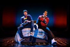 Be More Chill 13 Jason Tam, Will Roland