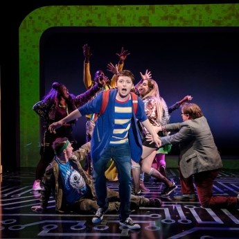 Be More Chill, Off Broadway 2018
