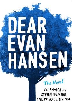 Dear Evan Hansen novel