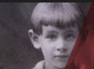 Leonard Bernstein as a child