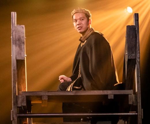 Jon Norman Schneider as King Henry VI