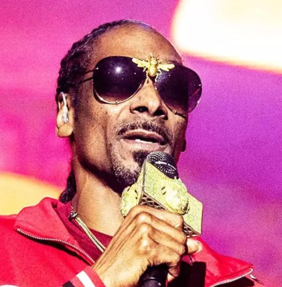 Snoop Dogg headshot