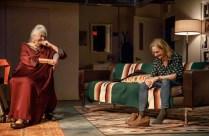 Lois Smith (Carla) and Lisa Emery (Pleasant)