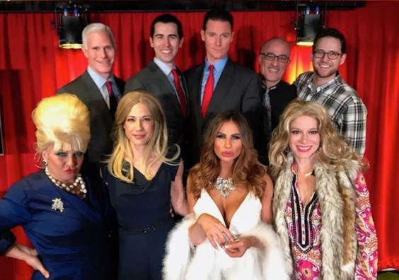 The First Annual Trump Family Special
