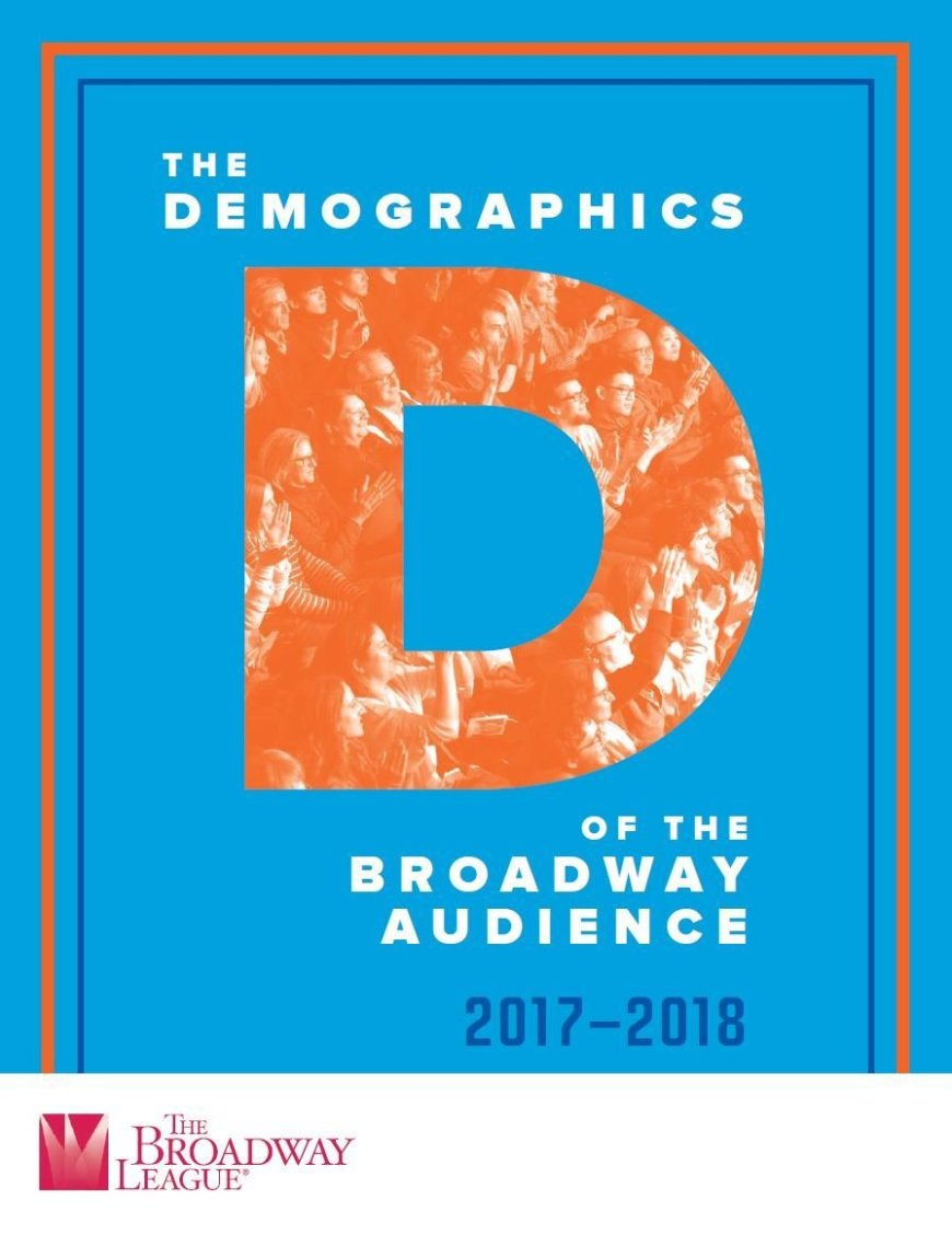 Demographics of Broadway cover
