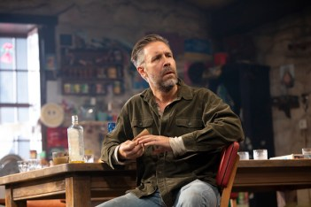 Paddy Considine as Quinn Carney