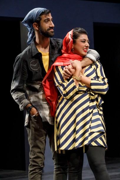 Sathya Sridharan as Iggy Batra and Lipica Shah as Lovi