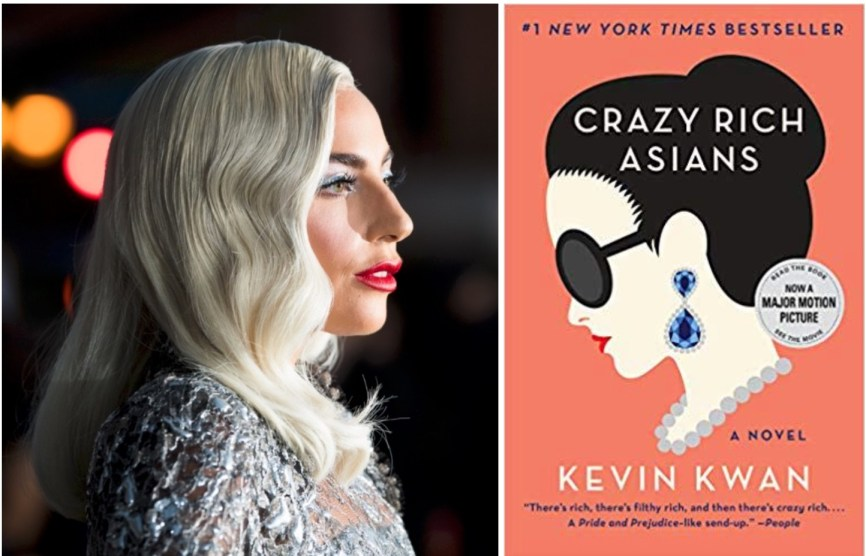 Lady Gaga and Crazy Rich Asians on Broadway!