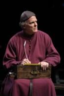 Daniel Pearce (as Father Gilbert)