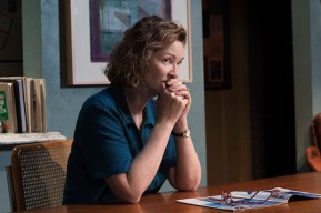 A worried daughter, Joan Allen