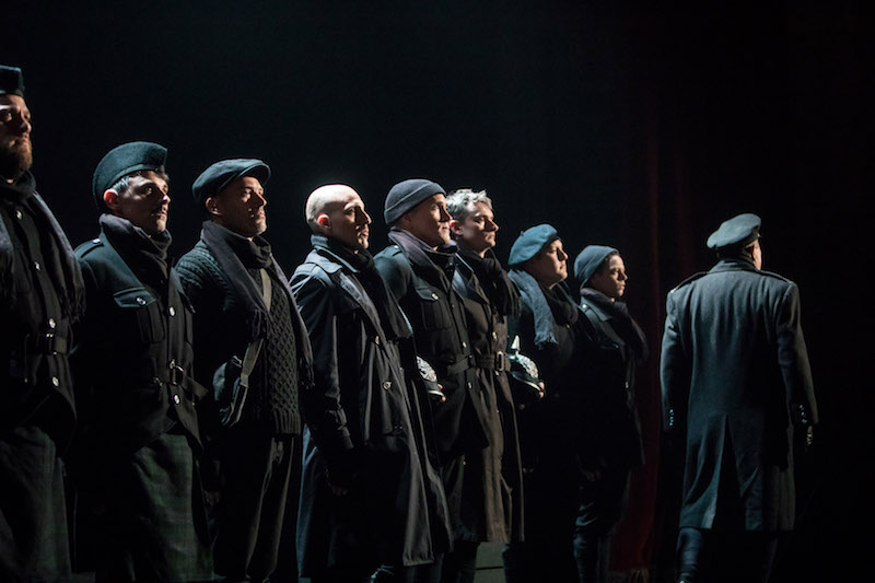 Review: All is Calm: The Christmas Truce of 1914