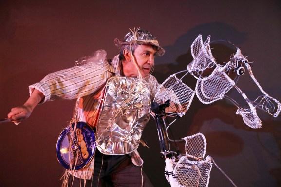 Don Quixote Takes New York