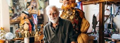 Ralph Lee, puppet artist