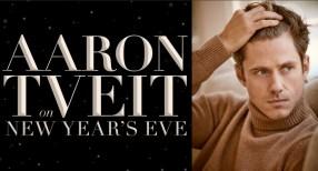 Aaron Tveit on New Year's Eve