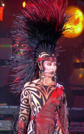 Cher featherhawk 2000