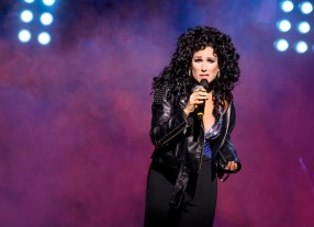 Stephanie J. Block of The Cher Show