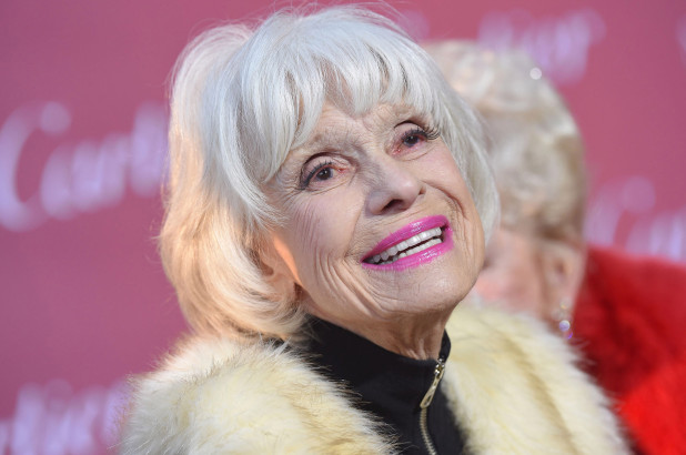 "RIP Carol Channing, 97. ""Laughter is much more important than applause. Applause is almost a duty. Laughter is a reward."""