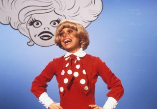 Channing in Laugh-in in the 1960s