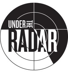 Under The Radar : Daniel Powter | HMV&BOOKS online - WPCR