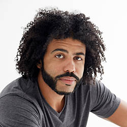 Daveed Diggs in White Noise by Suzan-Lori Parks (Public Theater)