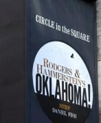 Oklahoma marquee
