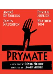 For this poster of this 2004 play, Fraver was inspired by the movie poster designer Saul Bass, who designed the famous posters for Psycho, Vertigo, North by Northwest, Anatomy of a Murder and West Side Story