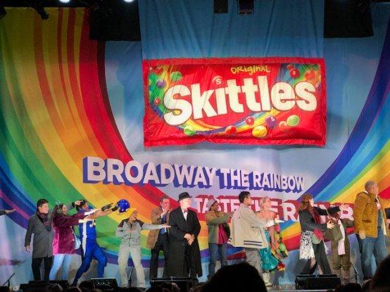 Skittles the musical