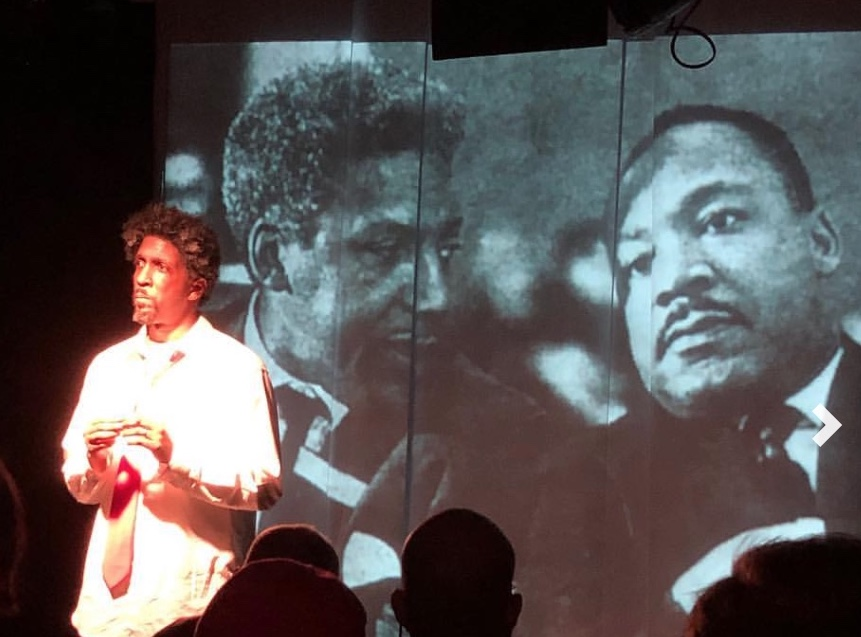 The Artivist: The Bayard Rustin Story. Gay, black, and singularly effective.
