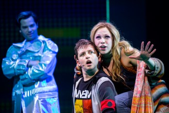 11 Be More Chill on Broadway -JASON-TAM-WILL-ROLAND-and-LAUREN-MARCUS