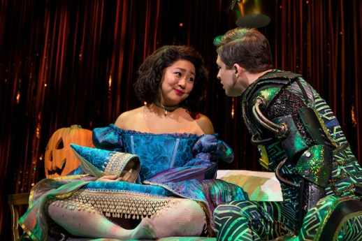 7 Be More Chill on Broadway STEPHANIE-HSU-and-WILL-ROLAND