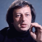 "André Previn, 89, celebrated conductor, jazz pianist and Oscar-winning film composer. Mia Farrow was one of his five ex-wives. He was also a Tony nominated composer for the 1969 Broadway musical ""Coco"""