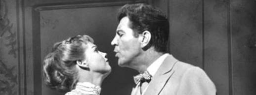 Barbara Cook and Robert Preston