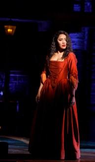 Joanna A. Jones as Maria Reynolds (and Peggy Schuyler)