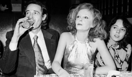 John Phillips Genevieve Waite and Mackenzie Phillips at Sardis