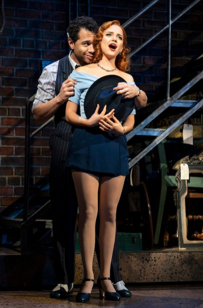 Stephanie Styles, Kiss Me Kate (with Corbin Bleu)