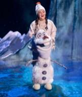 Ryann Redmond as Olaf in Frozen