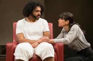 Daveed Diggs and Zoe Winters