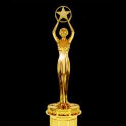 Lucille Lortel Awards new trophy