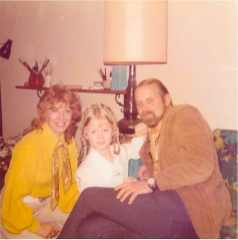 Verdon Nicole and Fosse on Nicole's ninth birthday in 1972, the year Fosse was working on shows that in 1973 won a Tony, an Oscar and an Emmy