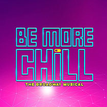 Be More chill broadway logo