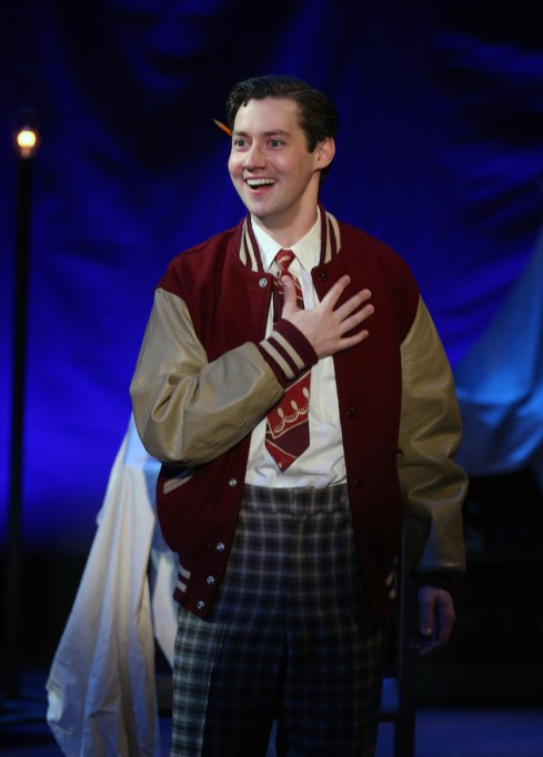 Chris Dwan as David Kolowitz.