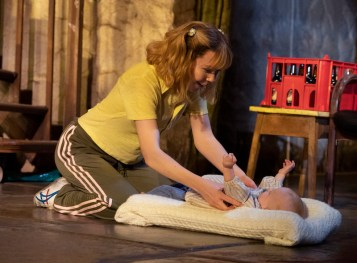 Julia Nightingale (Shena Carney) and Sean Frank Coffey (Bobby Carney)
