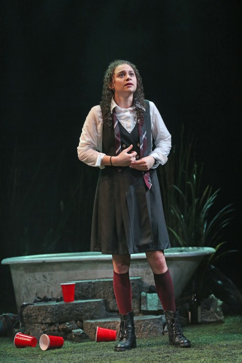 Lily Santiago as Macduff