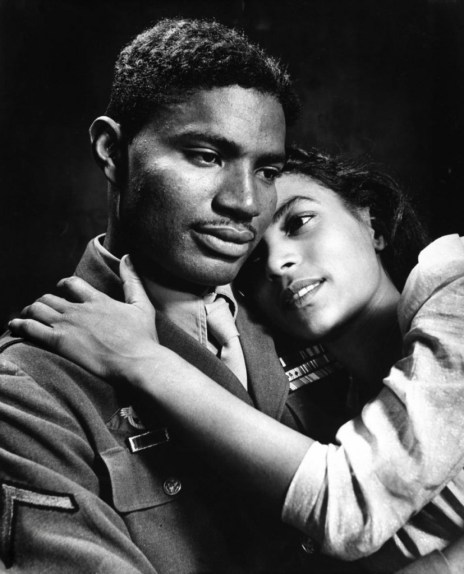 Ossie Davis and Ruby Dee