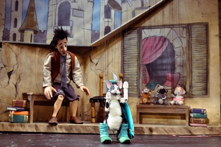 "Swedish Cottage Marionette Theater's ""Puss in Boots"""