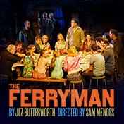 The Ferryman logo 2019